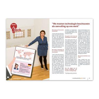 Women in Tech: Interview met Anna Ott